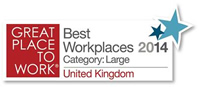Best Workplaces 2014 award